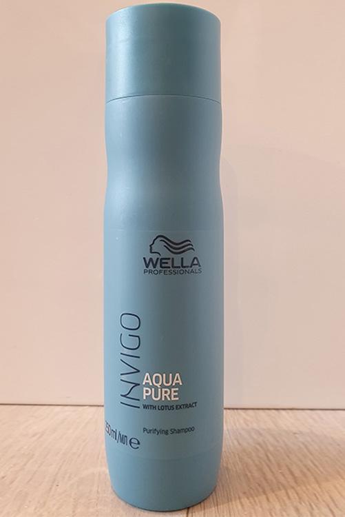 Wella Invigo Aqua Pure Shampoo