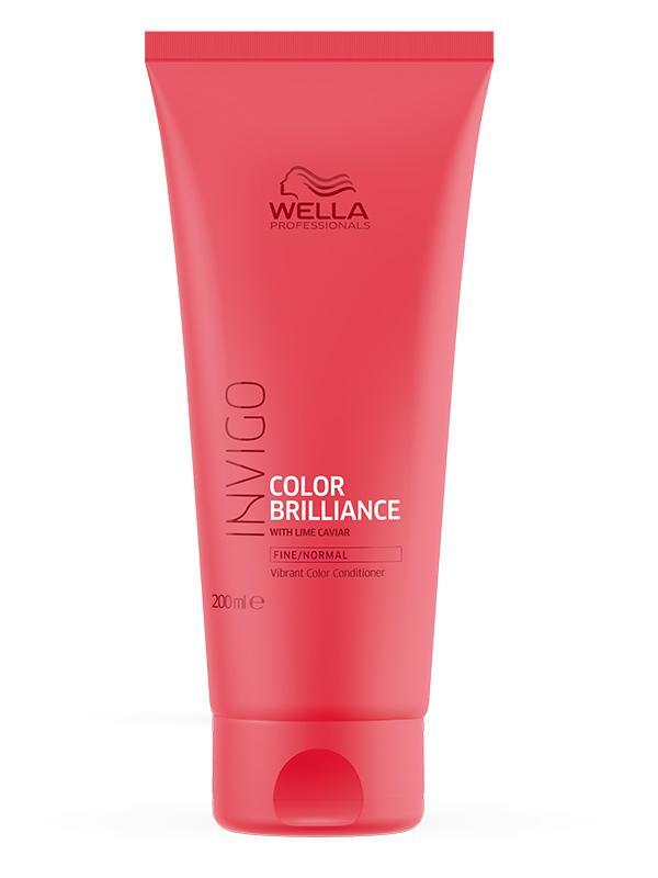 Wella Professionals Invigo Brilliance Conditioner (Fine Hair)