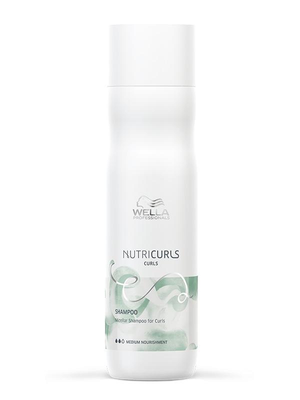 Wella Professionals Nutricurls Shampoo for Curls